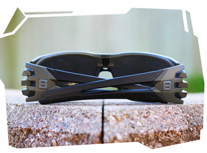VX - Dirty Matte Gray - Polarized