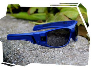 V.1 - Indigo Matte Blue - Polarized