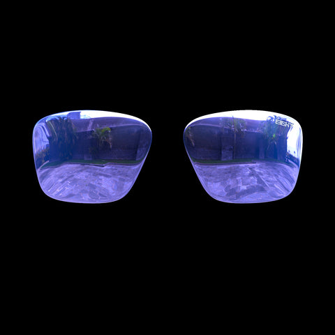 VAPOR - Polarized Lenses - Blue Mirror