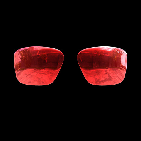 VAPOR - Polarized Lenses - Red Mirror