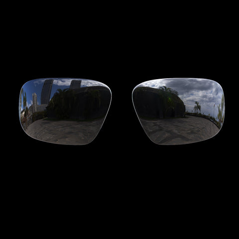 V.1 - Polarized Lenses - Black