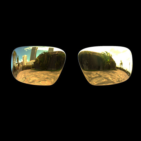 V.1 - Polarized Lenses - Gold Mirror