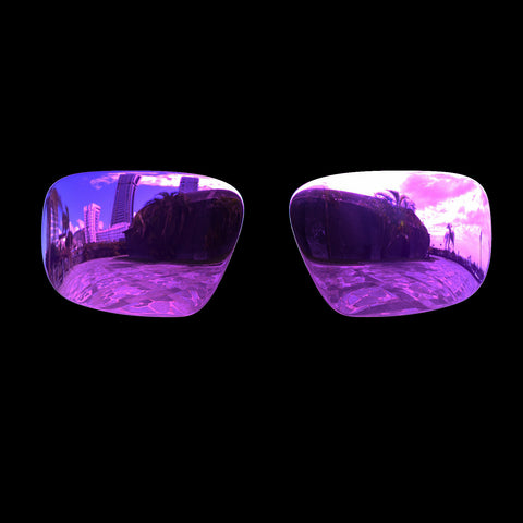 VX - Polarized Lenses - Purple Mirror