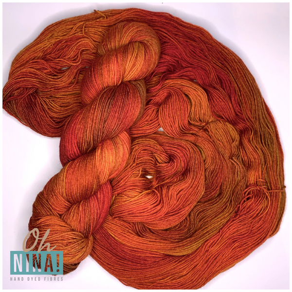 Autumn Leaves - Soft & Strong Sock