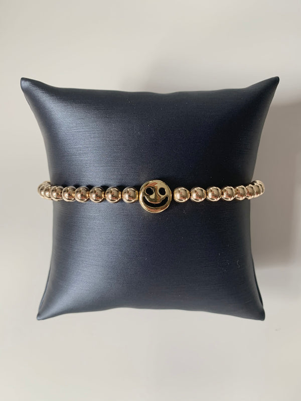 SMILE 5mm Ball Bracelet