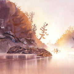 Watercolour by Joyce Burkholder