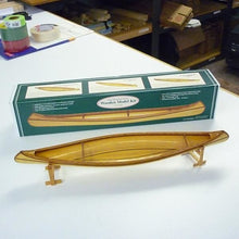 Load image into Gallery viewer, 1:12 Scale Model Canoe Kit
