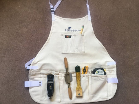 Bear Mountain Apron (Ted's Favourite)