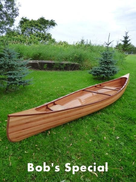 Wooden Canoe, Kayak and Small Boat Kits and Plans