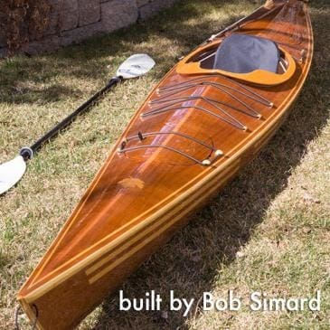 Endeavour 17' Kayak Plan