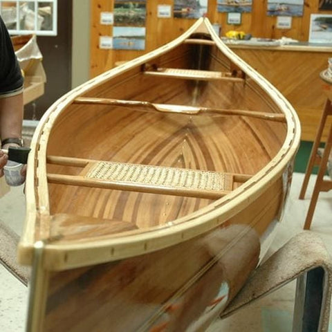 Gunwales for Canoes (supplied full length for all designs)