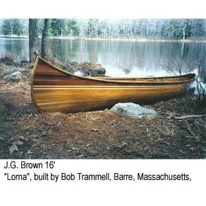 J.G. Brown Lorna 16'