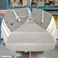 Transom Kit For Rice Lake And Whitehall