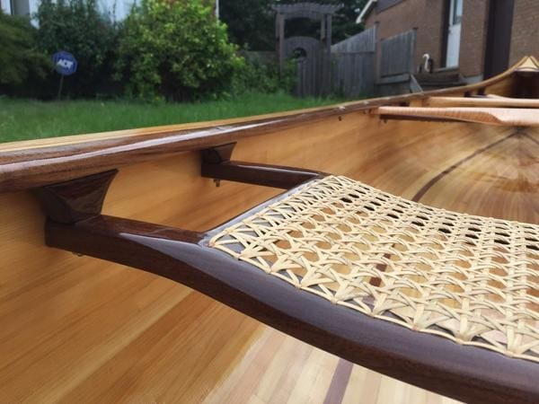 One Canoe Four Configurations: Customizing A Redbird For A Paddling Family