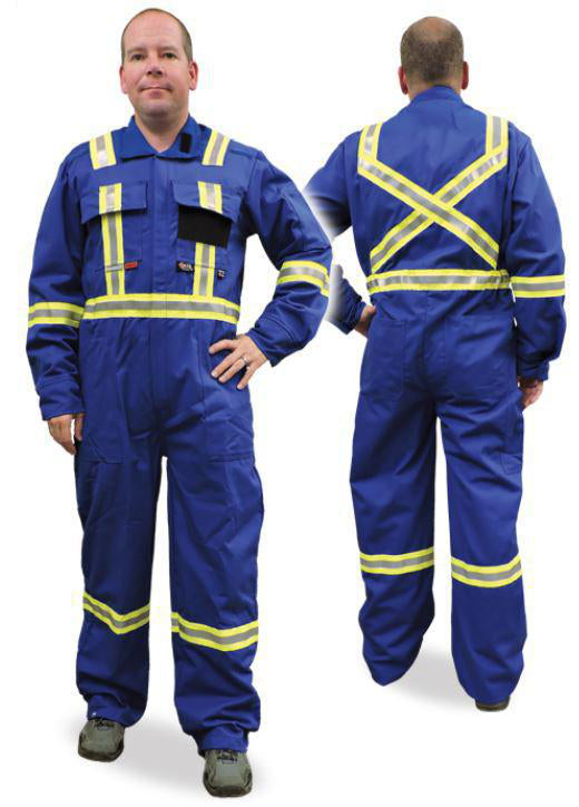 IFR Nomex®IIIA 6 oz Deluxe Coveralls – Style 109