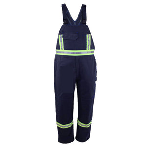 Actionwear Bib Pant - 9 oz UltraSoft®, Unlined with CSA Trim