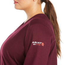 Load image into Gallery viewer, Ariat Women's FR AC Crew Top