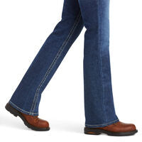 Load image into Gallery viewer, Ariat Women's FR DuraStretch Basic Boot Cut Jean