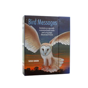 Bird Messages Oracle  Cards + book