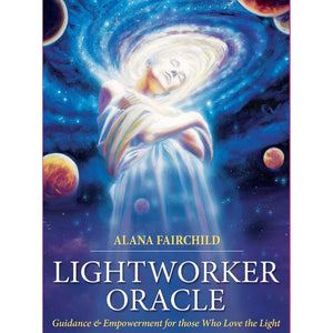 Lightworker Oracle Cards + bok
