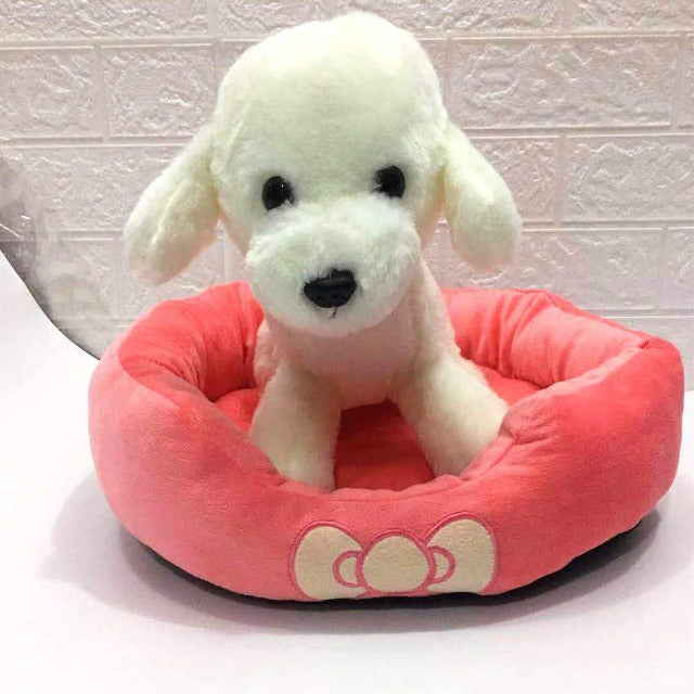 Bow Pet Bed