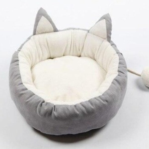Warm Bucket Bed for Pets