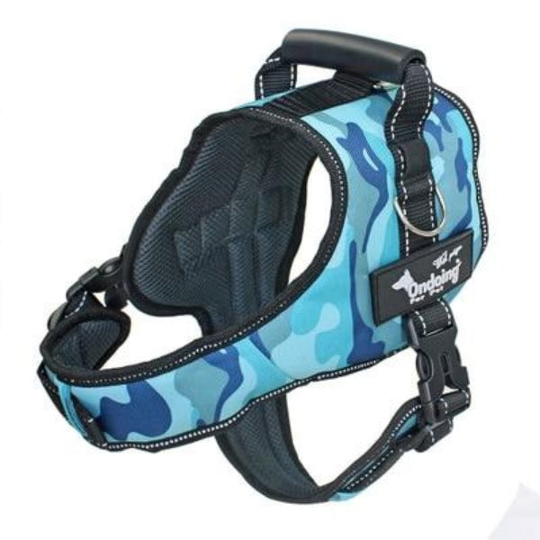 Reflective Nylon Dog Harness