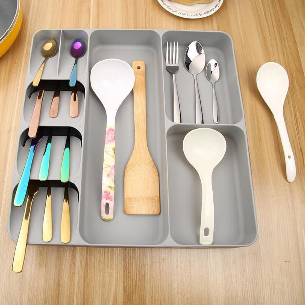 Cutlery Organizer Kitchen Drawer