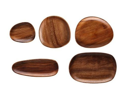Lovesickness Oval Solid Wood