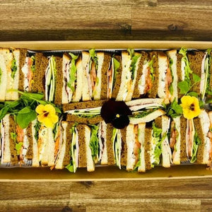 Gourmet Sandwiches on Cottage