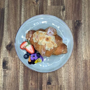 Vegan Almond Croissant (Vegan inc. Dairy & Egg Free) - 48 hours notice required