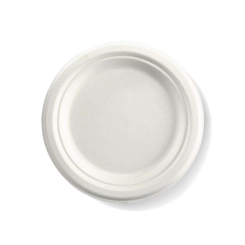 Side Plate with Napkin