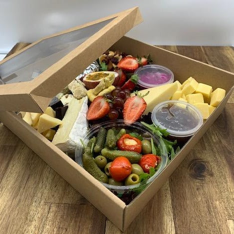 Cheese and Nibbles Platters
