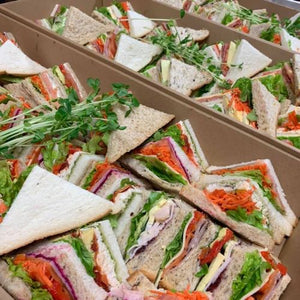 Traditional Sandwiches