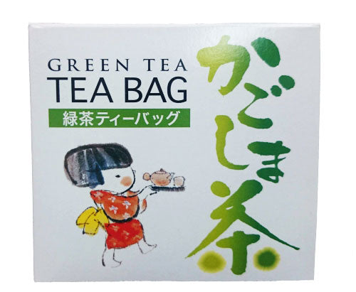 Kagoshima Sencha Green Tea Bags Hot or Cold Brewing