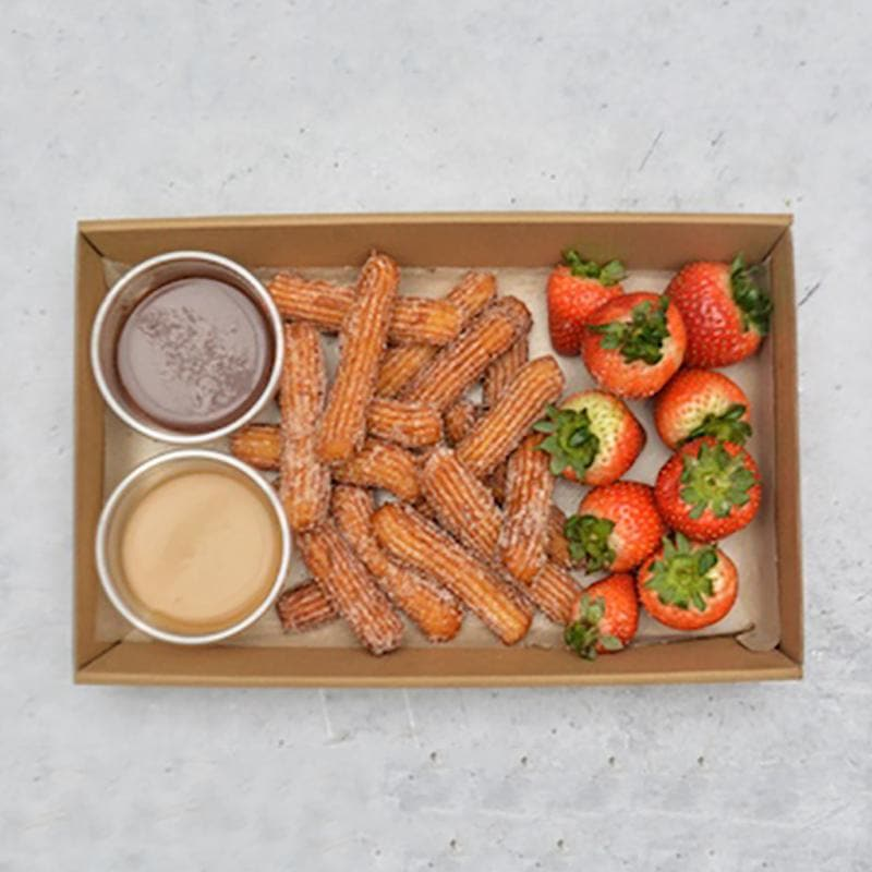 Churros Sweet Box - Essential Kitchen Sydney