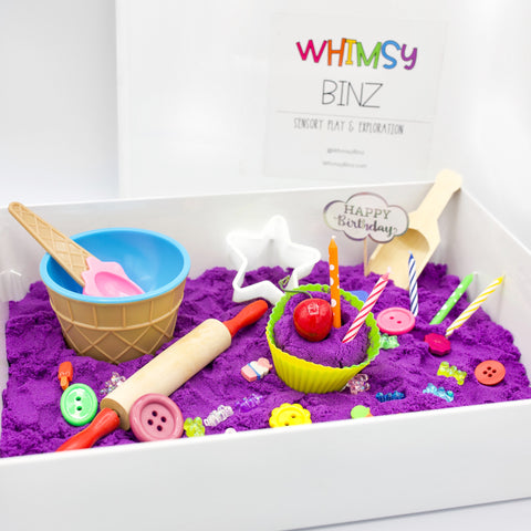 Sweets & Treats - Sensory Bin