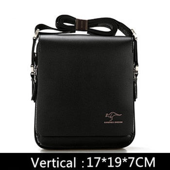 New Arrived luxury Brand men's messenger bag Vintage leather shoulder bag Handsome crossbody bag handbags Free Shipping