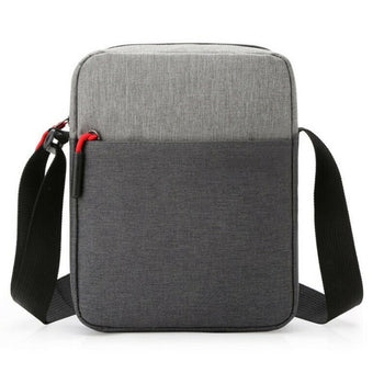 Waterproof Shoulder Bag Pockets Anti Theft Large Capacity Outdoor Messenger Bag Portable Durable Shoulder Bags