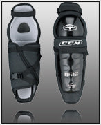 CCM SG100 Referee Shin Pads