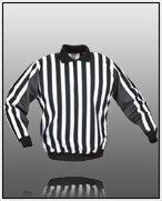 CCM Pro Quality Linesman/Referee Jersey MPro160S with black sleeve inserts
