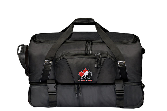 Force Wheeled Referee Bag - RYK