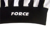 "FORCE ""ELITE"" Pro Referee Jersey with black sleeve inserts and sewn-in bands. Red or Orange"