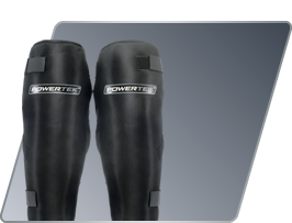 Powertek V3.0 Referee Shin Pads