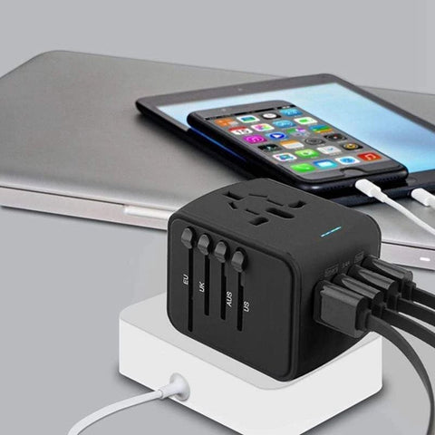 ALL-IN-ONE TRAVEL POWER ADAPTER