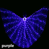 LED Dance Wings Butterfly