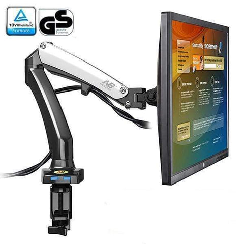 NB F100™ - PROFESSIONAL MONITOR MOUNTING ARM