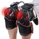 ELECTRIC KNEE MASSAGER WITH HEAT THERAPY