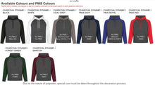 Load image into Gallery viewer, ATC™ DYNAMIC HEATHER FLEECE TWO TONE HOODED SWEATSHIRT. F2047