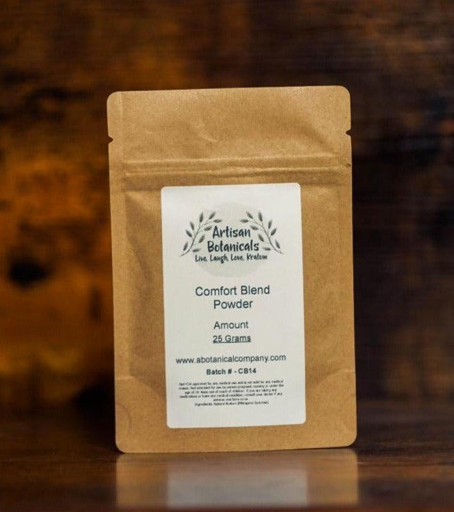 Artisan Signature Series Blends - Comfort Blend Powder - Artisan Botanicals